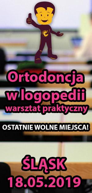 WARSZTATY Ortodoncja w logopedii